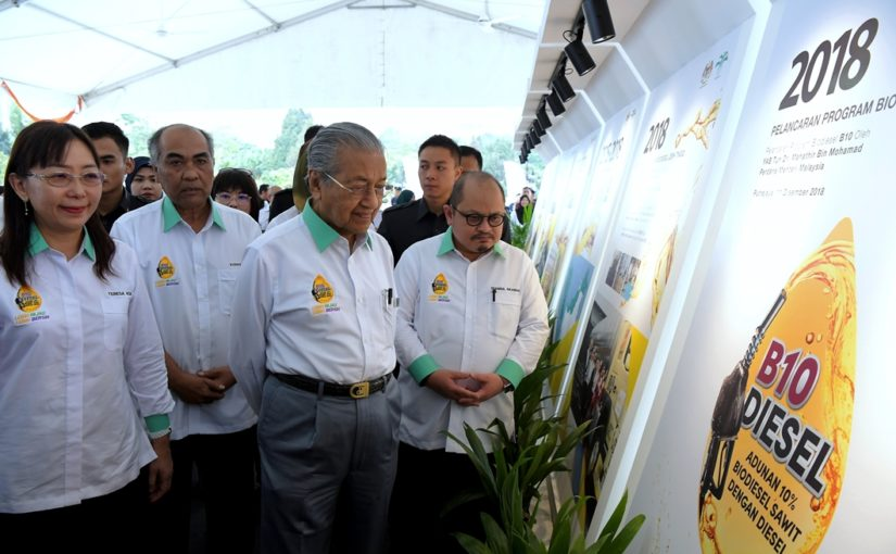 Malaysia moves towards greener diesel