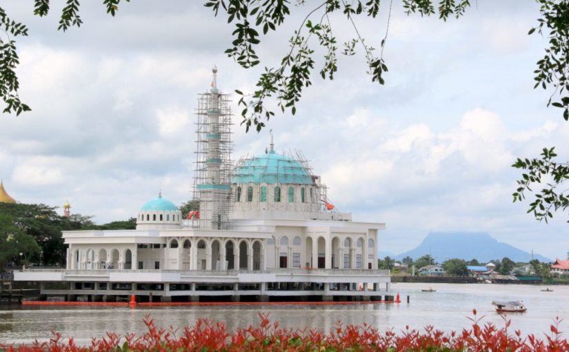 Taib to declare open new Masjid India Bandar Kuching