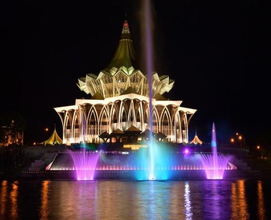Secrets Of The Singing Fountain