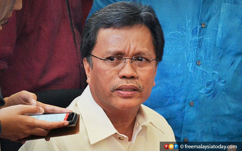 Contribute more to education for Sabahans, Shafie tells Petronas