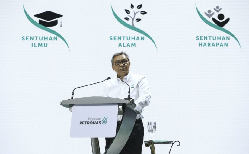 Petronas' new foundation to centralise CSR work