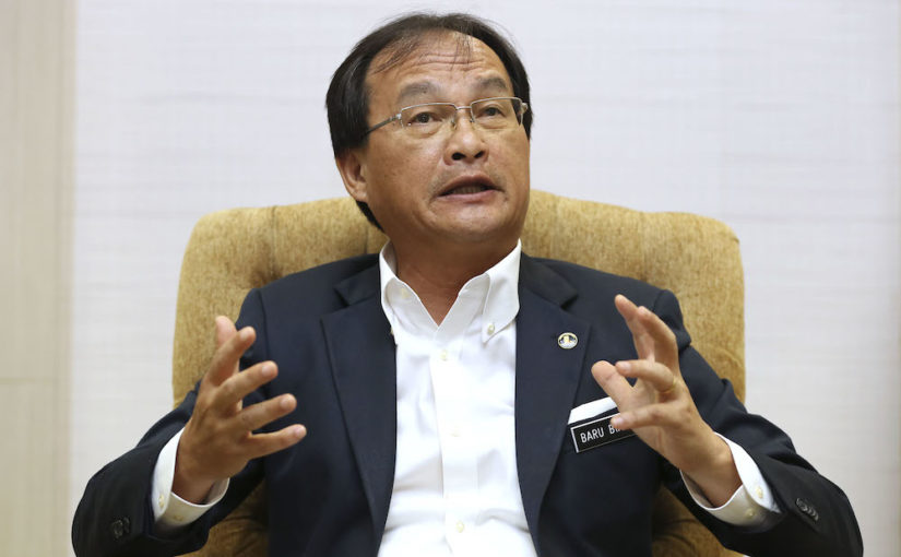 Works minister confirms RM5.5b federal injection for the road linking Sarawak and Sabah