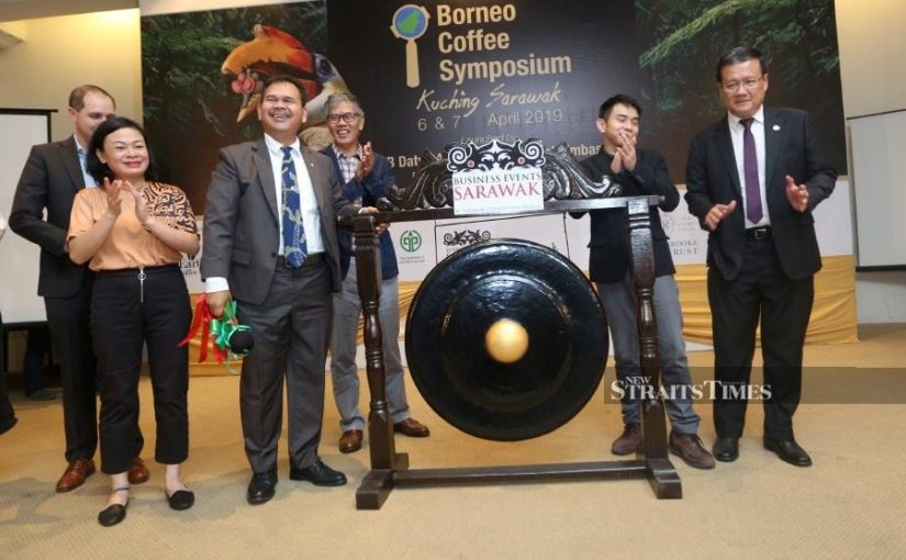 Sarawak to boost coffee production