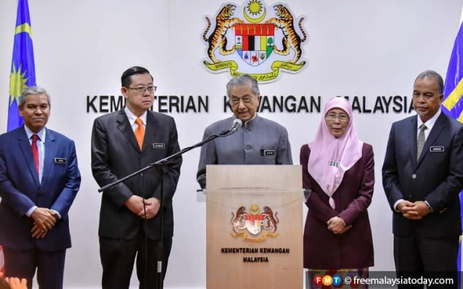 Extra RM60 mil for states, plus 50% of tourism tax