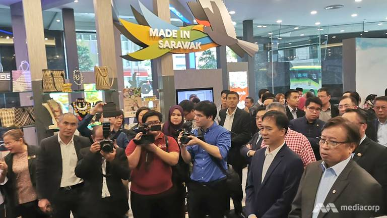 Sarawak looks to boost economic ties with Singapore with launch of trade and tourism office